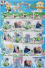 Aarvi Frozen Pencil Eraser Birthday Return Gift for Kids (Pack of 16 Pcs)