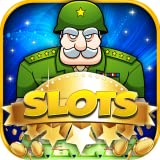 A Major Millions Progressive Militaristic Slots - Best Vegas Money Blast BONUSES & HITS Casino Video Machine
