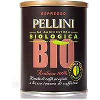 Pellini Caffè Bio Arabica, 1 Lattina, 250 gr