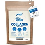 Collagene in polvere 500g - Collagene idrolizzato Peptidi - Proteine in polvere Gusto Neutro - Sport Wehle - Made in Germany