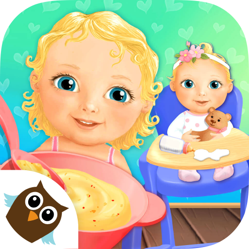 m House - Bath, Dress Up, Feed and Take Care of Little Baby Girl Alice, Bake a Cake and Play Birthday Party ()