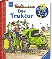Der Traktor (Wieso? Weshalb? Warum? junior, Band 34)