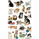 Avery Zweckform 53198 Kindersticker, 63 papiermateriaal Hunde + Katzen