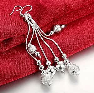 Doyeemei 1 paio di moda earrings orecchini Hanging orecchini da donna, droops per le donne earrings gioielli regalo per festa