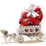 Skylofts Beautiful Horse Chocolate Decoration Piece Gift ( 10pc) Birthday Gifts Chocolate Gift Pack Valentine Gift for Girlfr