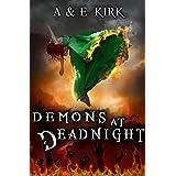 Drop Dead Demons Divinicus Nex Chronicles 2 By A Kirk