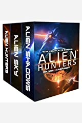 Alien Hunters: A Space Opera Trilogy Kindle Edition