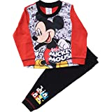 Pijama infantil Mickey Mouse Pjs de 12 meses a 4 años