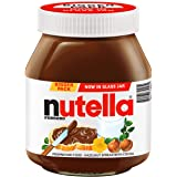 Nutella Hazelnut Spread with Cocoa Jar, 180 g with Bigger Pack