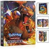 Porta Carte Pokemon, Pokemon Carte Album, Raccoglitore Carte Pokémon, Figurina Carte Album, Album di Carte…