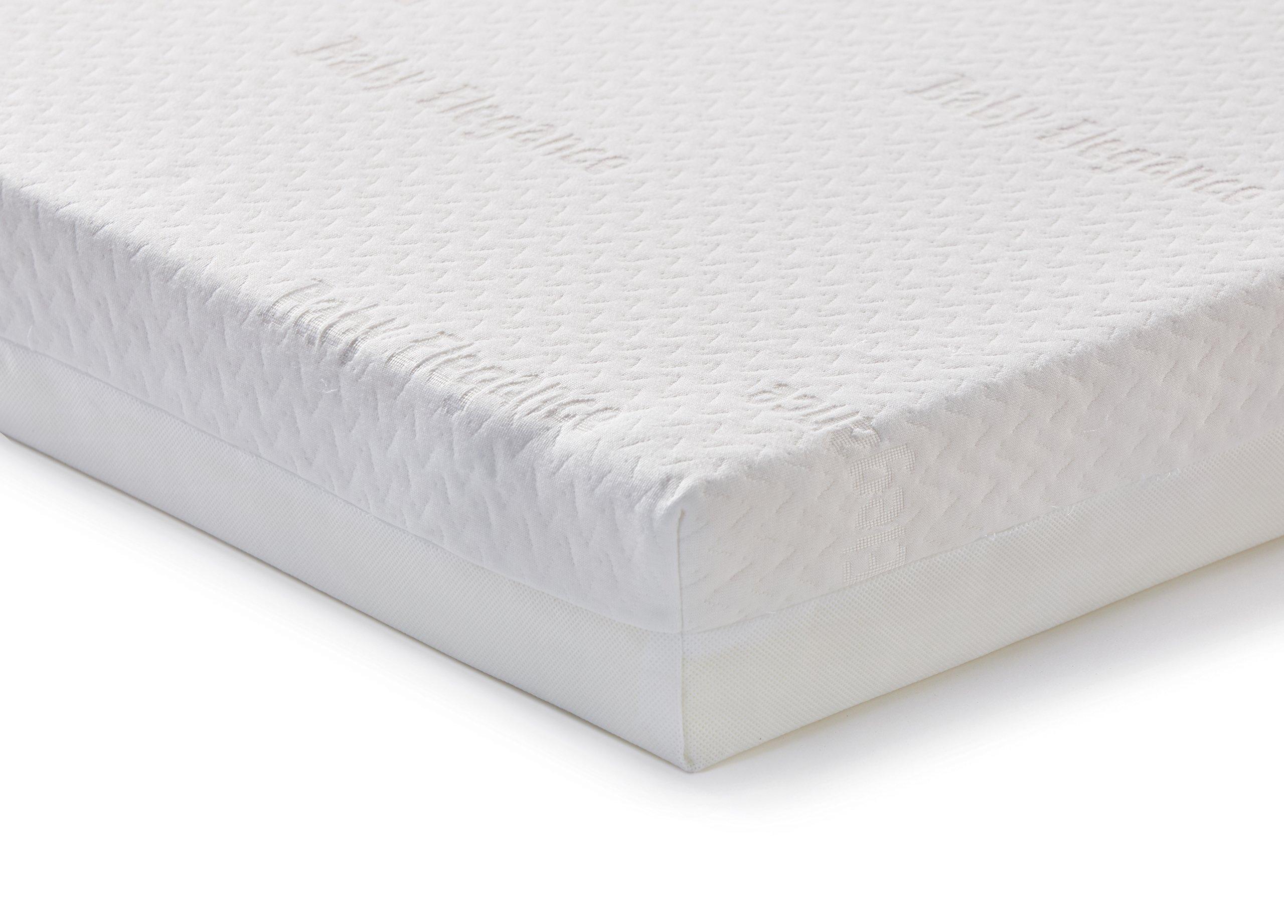 120 x 60 x 10 cm Baby Cot Mattress for Cot Bed//Cribs All Sizes Ultra Fibre Eco-Friendly Mattress