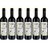 BIOrebe Tempranillo Qualitätswein, 6er Pack (6 x 750 ml) - Bio