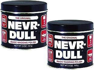 NEVR DULL Metallpolierwatte 990700, 2er Set