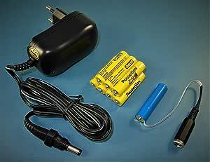 Aaa Micron Battery Power Adapter Universal Set Of Elektronik