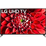 LG 60 Inch Real 4K TV, Quad Core Processor, Active HDR,Ultra Surround, Airplay2 & Homekit, Bluetooth, Clear Voice - 60UN7100P