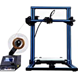 HICTOP Moniteur de Filament de l'imprimante 3D CR-10S Prusa I3 Upgrade Tiges de vis de l'axe Z Double