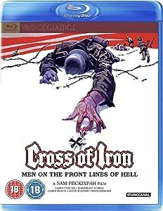 Cross of Iron (Digitally Restored) [1977] [Blu-ray]
