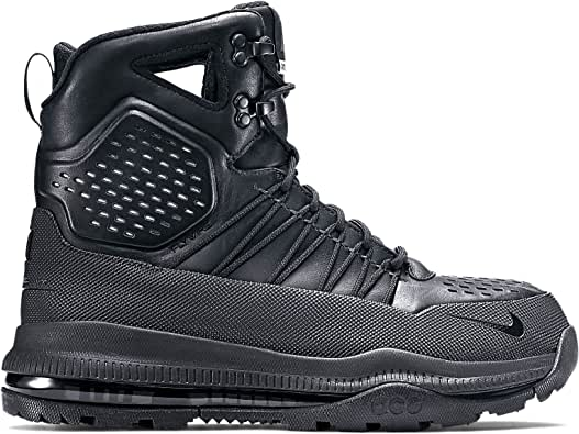 Nike ACG Zoom Superdome Black 3M Boots Sneakers 654886 040_8.5