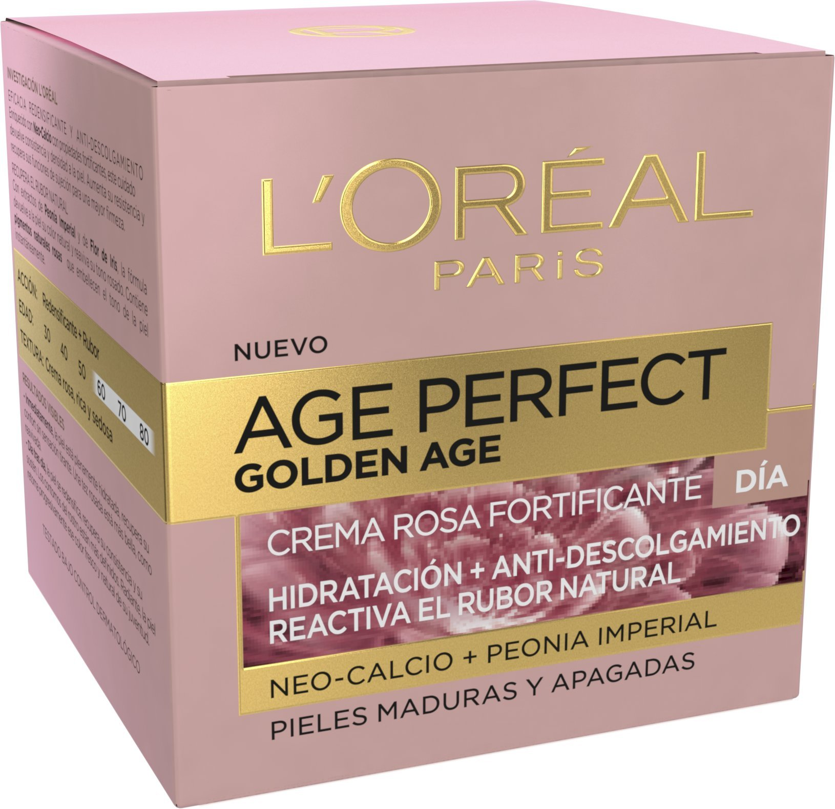 L'Oreal Paris Age Perfect Crema Hidratante Golden Age – 50 ml