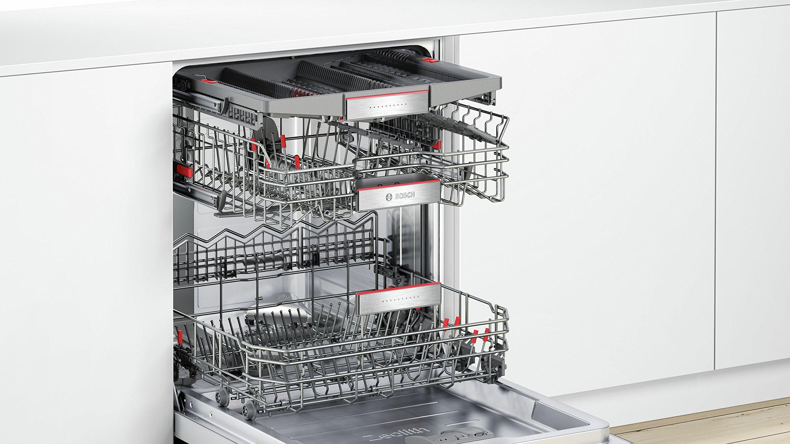 Bosch smv6/8tx06e Serie 6/Lave-vaisselle A +//237/kWh//an//2660/L//AN//D/épart diff/ér/é