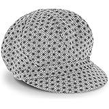 fiebig Larne - Gorra para globo, 100 % algodón, revestimiento de teflón, impermeable, para mujer, fabricado en Europa