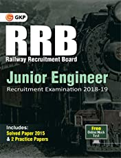 RRB Junior Engineer Recruitment Examination 2018-2019