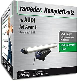 2015+ B9 NORDRIVE SNAP Dachträger für AUDI A4 AVANT