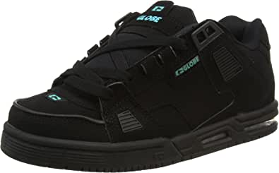 Globe Sabre 2020//21 Chaussures unisexe Gris//noir
