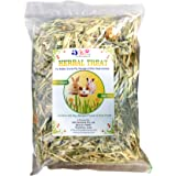 JiMMy Pet Products Herbal Treat for Rabbit, Guinea Pig, Hamster 200 g Pack
