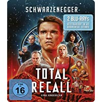 Total Recall / Uncut / Limited Steelbook Edition [Blu-ray]
