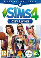 EA Pc The Sims 4 City Living [Windows 7Windows 7Windows 8Windows 10]