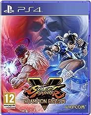 Street Fighter V: Champion Edition (PS4)