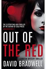 Out Of The Red: A Gripping British Mystery Thriller - Anna Burgin Book 2 Kindle Edition