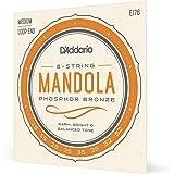 D'Addario EJ76 Cordes pour Mandoline