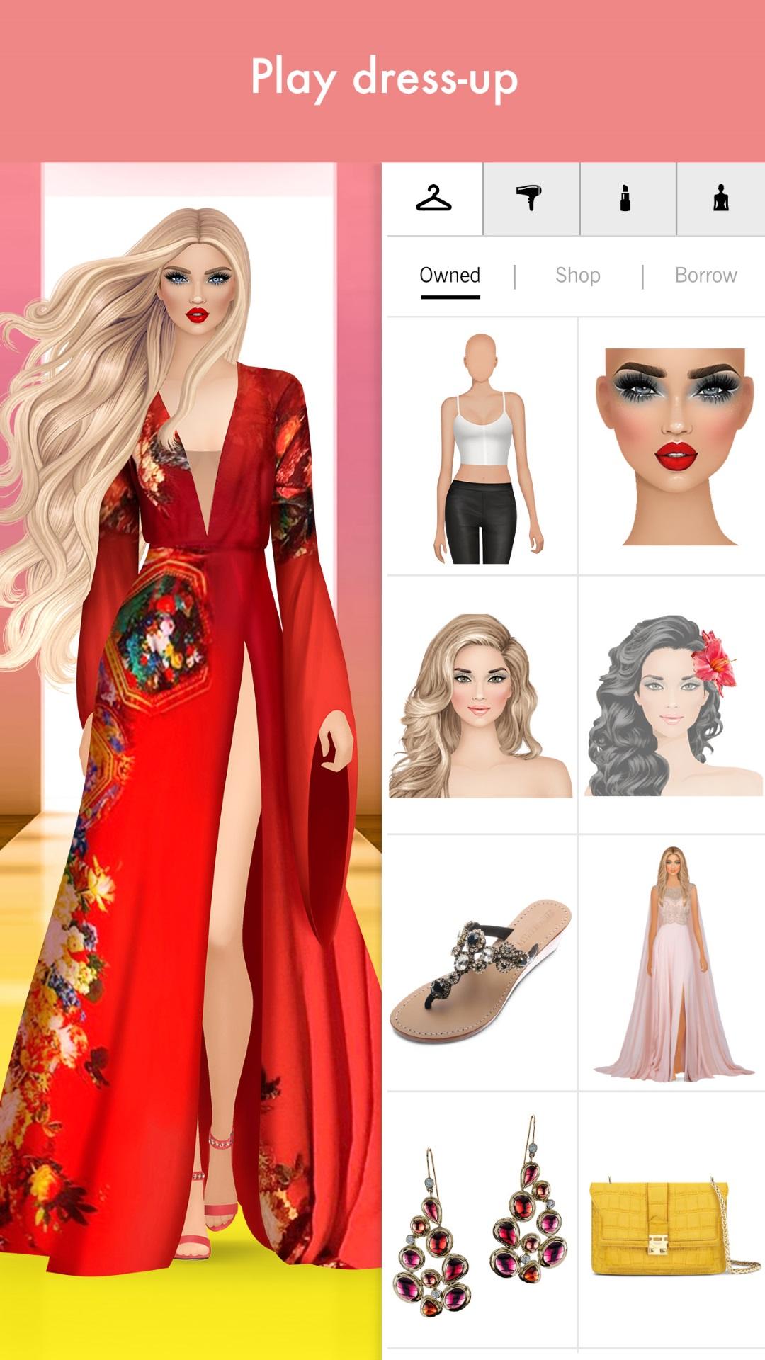 Covet Fashion Dress Up Game Dresses | Saddha