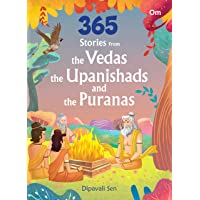 365 Stories from the Vedas, the Upanishads and the Puranas for Children ( Hardcover) (365 series)
