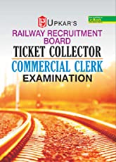 Railway Recruitment Board Ticket Collector Commercial Clerk Examination