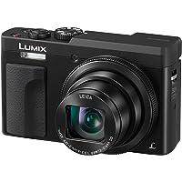 Panasonic LUMIX DC-TZ90EB-K 30x Travel Zoom Camera - Black