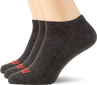 Levi's Unisex Socks-Low Cut-Batwing Logo (3-Pack) (Pack of 3)