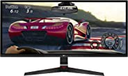 LG 34-Inch 21:9 UltraWide IPS Monitor with 1ms Motion Blur Reduction and FreeSync-34UM69G-B