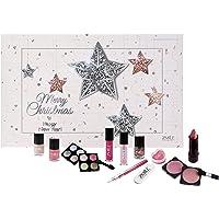 ZMILE Cosmetics Adventskalender 24 Türchen 'Glowing Stars' roségold/silber