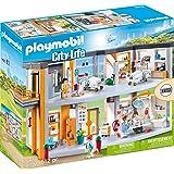 PLAYMOBIL City Life -70190 Stort sjukhus med möbler