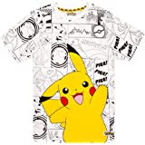 Pokèmon Panels Boy's T-Shirt