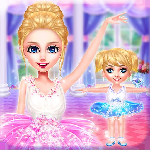 Ballerina Balletttänzer (Ballerinas Kostüme)