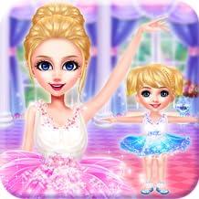 Bailarina clásica de ballet