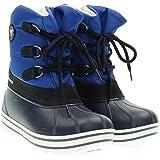 Sconosciuto Tecnica Junior Moon Boot Blink 35315000003 Royal-Blu (31/38)
