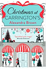Christmas at Carrington's (Carrington's Book 2) Kindle Edition