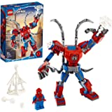 LEGO Super-Héros Marvel, Le robot de Spider-Man, Set de jeu pour enfants de 6 ans et plus, 113 pièces, 76146