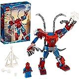 LEGO SuperHeroes Marvel MechSpider-Man, Playsetper Bambini dai 6 Anni in su, 76146
