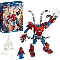LEGO 76146 Marvel Super Heroes Le Robot de Spider-Man, Figurine de Combat pour Enfants de 6 Ans et Plus